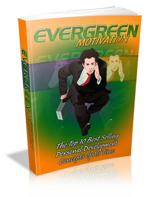 Pay for HOT ITEM!! Evergreen Motivation with MRR