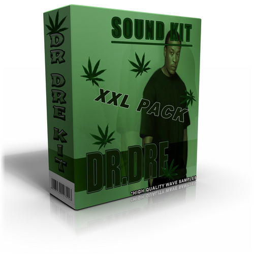 Pay for Dr Dre Drum Kits XXL Pack