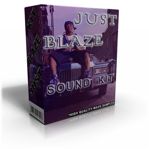 Pay for Just Blaze Drum Kit