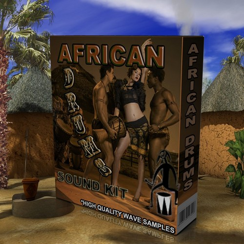 Pay for African Drums Pack