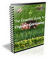 Thumbnail Organic Gardening with PLR - HOT ITEM !!!