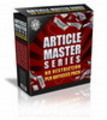 Thumbnail Article Master Series V6 with PLR