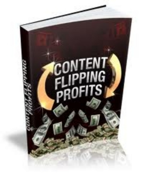 Pay for Content Flipping Profits - HOT ITEM !!!