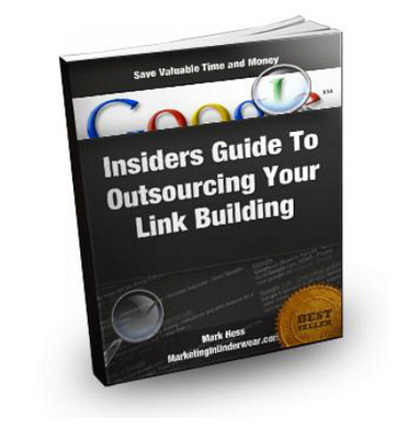 Pay for Insiders Guide To Outsourcing Your Backlink Building - PLR