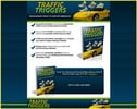 Thumbnail Traffic Triggers Report with Salespage and PLR