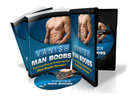 Thumbnail Gynecomastia eBook with MRR - Say Goodbye to Embarassing man