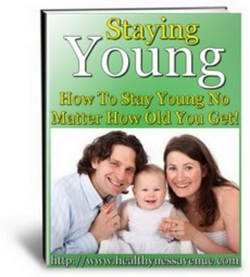 Pay for Staying Young