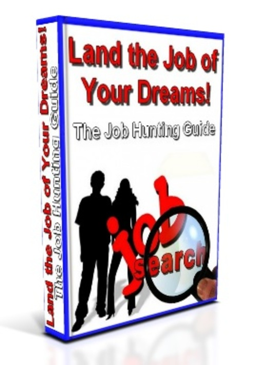 Pay for Land The Job of Your Dreams!