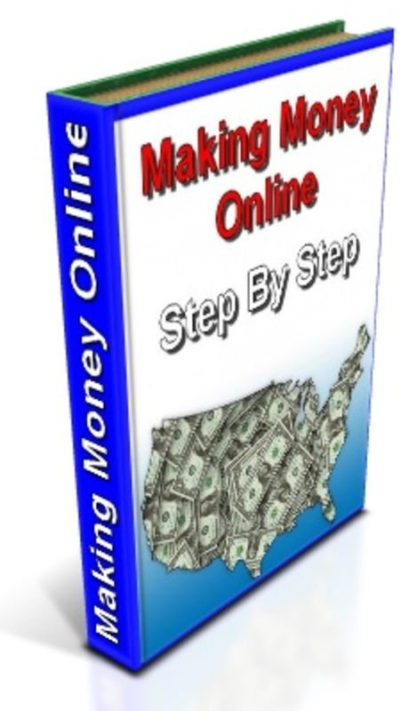 Pay for MAKING MONEY ONLINE STEP BY STEP