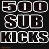 Thumbnail 500 Sub Kicks Drums Electro Hip Hop Hardstyle house wav kick