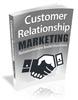 Thumbnail Customer Relationship Marketing