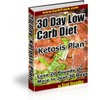 Thumbnail 30 Day Low Carb Diet Ketosis Plan