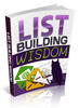 Thumbnail List Building Wisdom