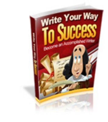 Pay for Write Your Way to Success
