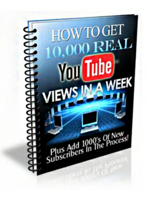 Pay for I want a lot of views on YouTube?