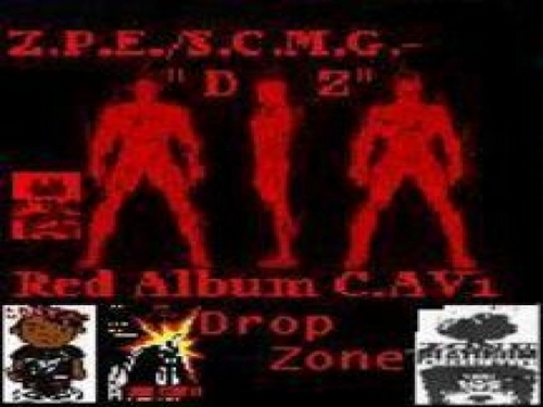 Pay for Drop-Zone The Red Album MixTape Chapter A Volume 1