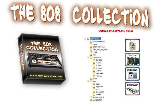 Pay for    The 808 Collection