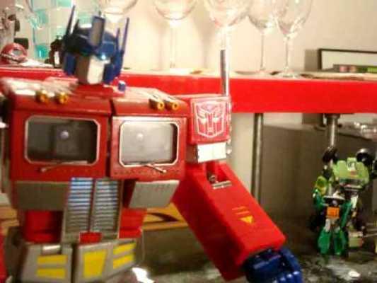 Pay for Optimus Prime ringtone