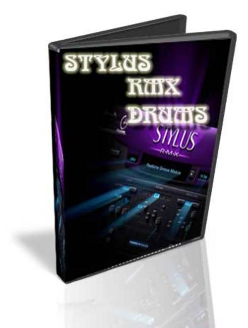 Pay for STYLUS RMX Drumz Kits
