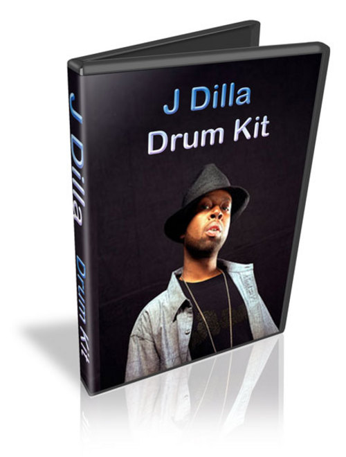J Dilla Drum Kit Digital Tuzman
