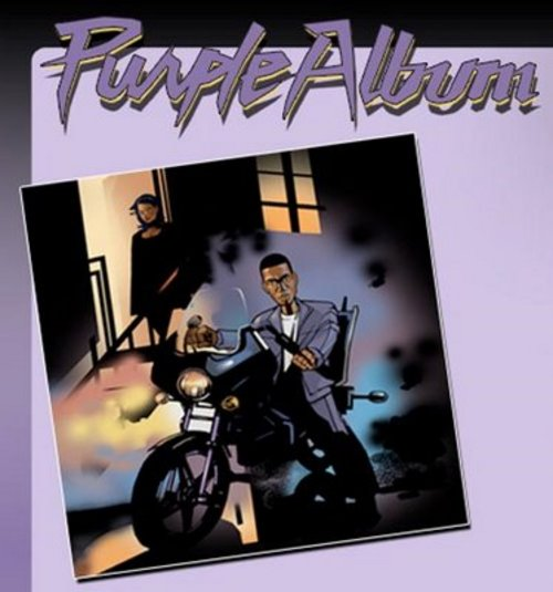 Thumbnail Jay Z Purple Album