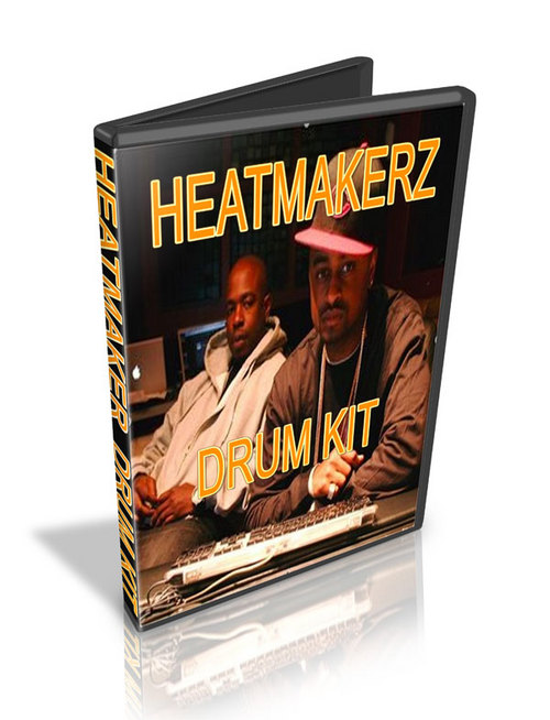 Pay for Heatmakerz Drum  Kit