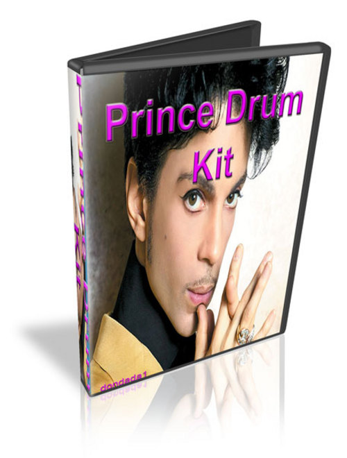 Pay for Prince Drum Kit