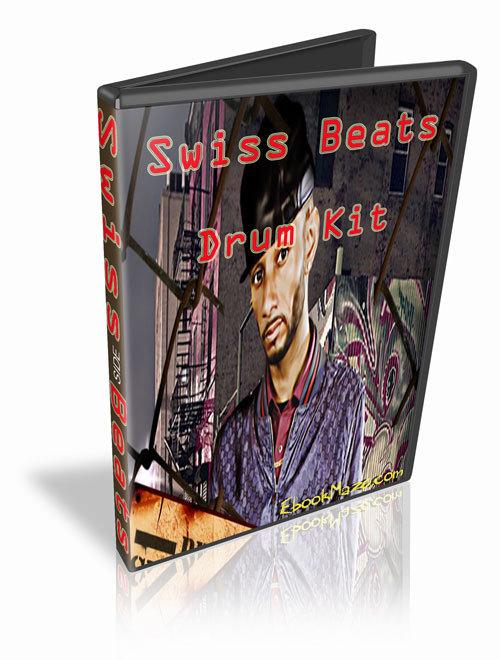 Pay for Swizz Beats Drum kit