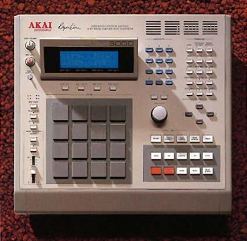 Pay for Akai MPC 3000 Operator´s Manual