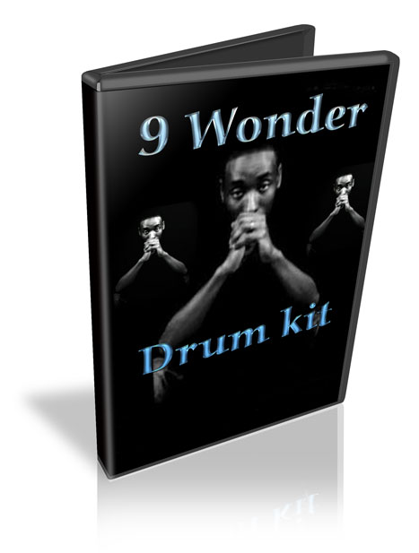 Thumbnail 9th Wonder Drum Kit