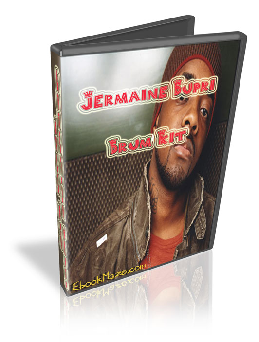 Thumbnail Jermaine Dupri Drum Kit.