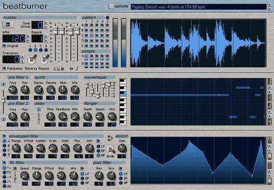Thumbnail The Beat fire VSTi