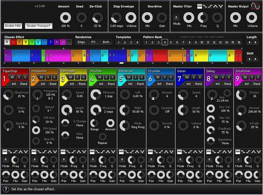 Thumbnail audio Manipulation VST Glitch