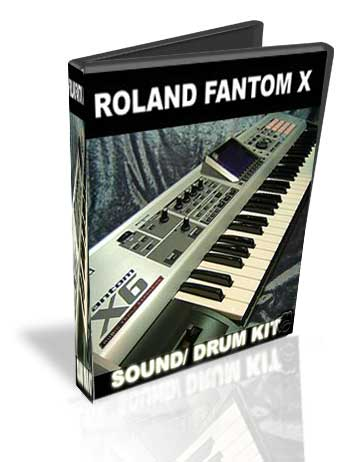 Thumbnail The Complete ROLAND FANTOM Drums Sounds