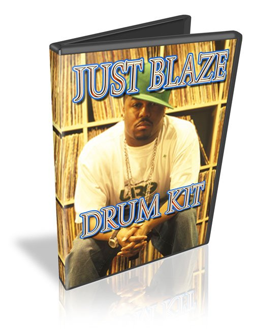 Pay for Just Blaze drum sounds