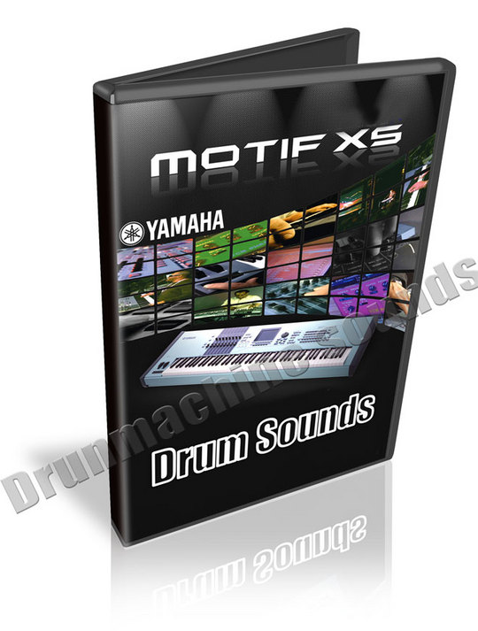 Thumbnail The Complete Motif Drums kit