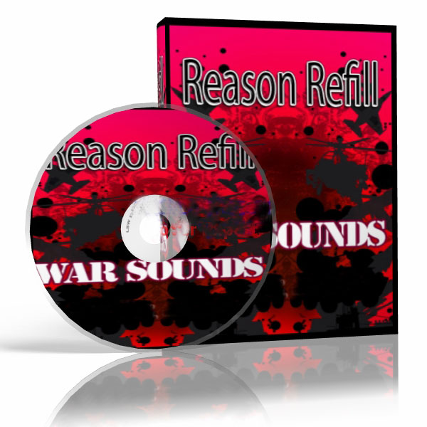 Thumbnail sounds of war Reason Refill