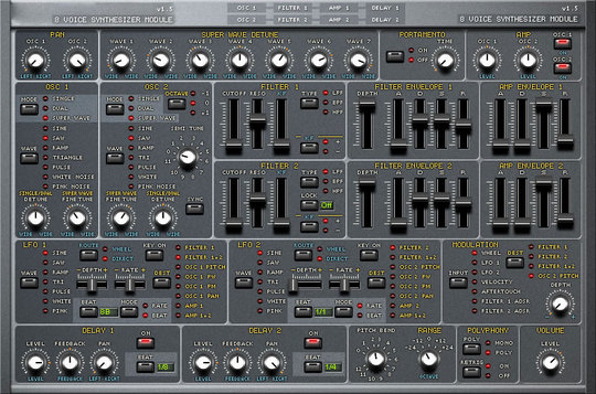 Pay for superlead waver synth vst