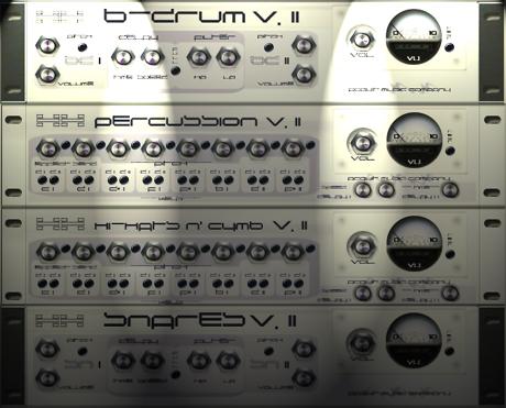 Thumbnail VST Drummodules
