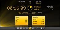Thumbnail Poker Clock de luxe, tournament manager de luxe