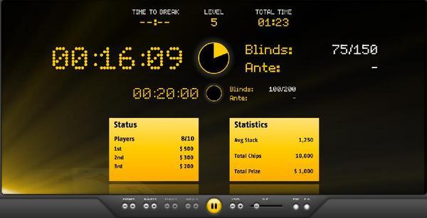 Download poker clock free
