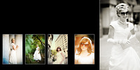 Thumbnail InDesign Wedding Album Templates