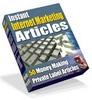 Thumbnail Instant Meta Market With MRR