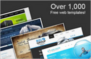 Thumbnail More than 1000 Homepage Templates with MRR.