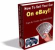 Thumbnail Selling Effectively On eBay Motors Bonus with MRR.