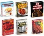 Thumbnail Recipe 180 articles Plr.