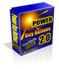 Thumbnail Power Buy Buttons With Master Resale Rights.