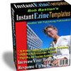 Thumbnail Instant Ezine Templates Gold With Master Resale Rights.