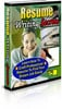 Thumbnail Resume Writing Secrets Product With Master Resale Rights.