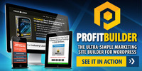 Thumbnail Wp Profit Builder Full